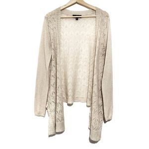 Mossimo | Waterfall Open Front Cardigan